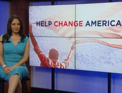 WNCN Covers Help Change America Campaign